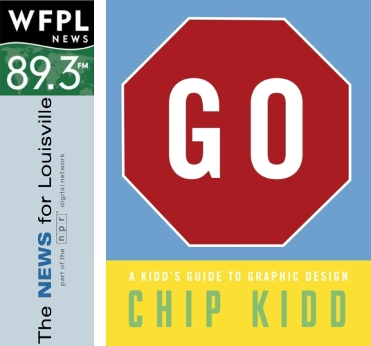 Chip Kidd Interview GO A Kidd's Guide To Graphic Design Book