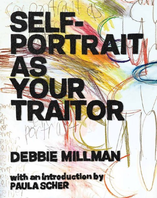 Debbie Millman Self-Portrait As Your Traitor Book Signing