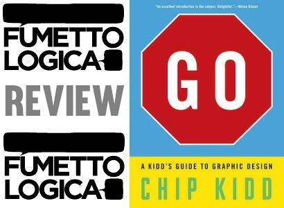 Italian GO Chip Kidd Graphic Design For Kids Book Review