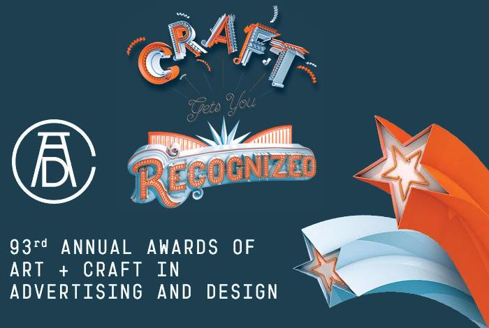 93rd Annual Awards of Art + Craft in Advertising and Design