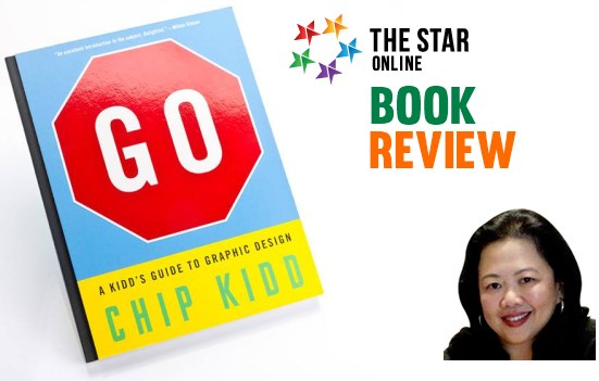 GO! A Kidd's Guide To Graphic Design by Chip Kidd Book Review